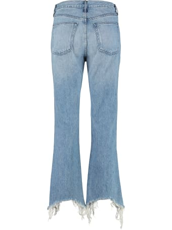 3x1 Shelter Austin Crop High-rise Jeans