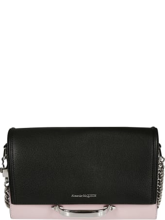 Alexander McQueen Detachable Chain Strap Shoulder Bag