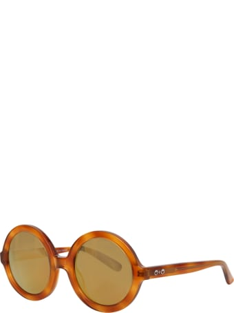Sons + Daughters Caramel Lenny Sunglasses