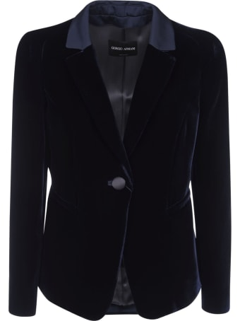 Giorgio Armani One Buttoned Jacket