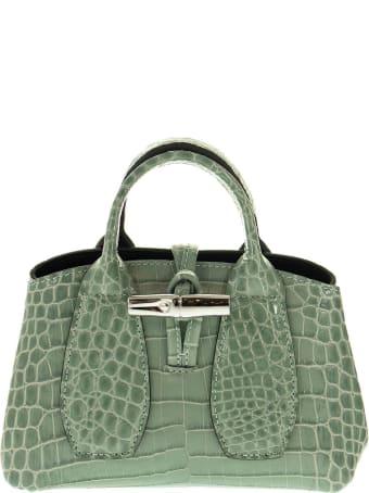 Longchamp Roseautop Handle Bag Xs