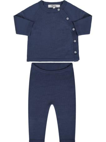 Bonpoint Azure Suit For Babykids