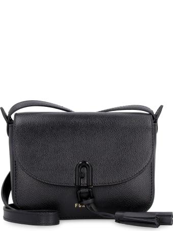 Furla Furla 1927 Leather Mini Crossbody Bag