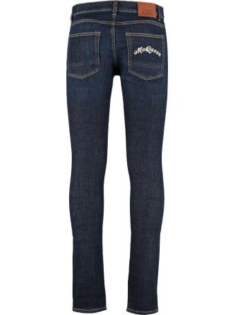 Alexander McQueen 5-pocket Jeans