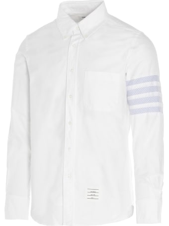 Thom Browne '4 Bar' Shirt