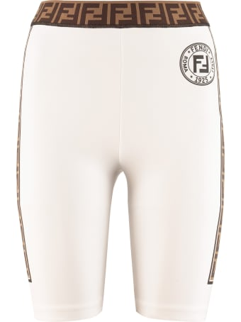 Fendi Techno Fabric Shorts