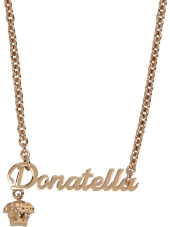 Versace 'donatella' Necklace