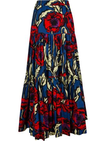 La DoubleJ Popeline Cotton Big Skirt