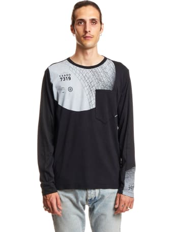 Stone Island Shadow Project Long Sleeves Tee