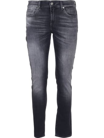 7 For All Mankind Ronnie Stretch Tek Leo