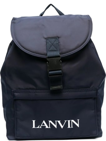 Lanvin Backpack With Print