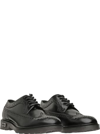 Cult Cult Derby In Leather