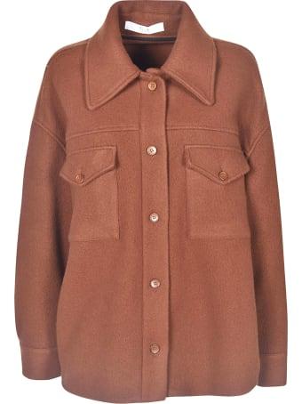 Tela Buttoned Jacket