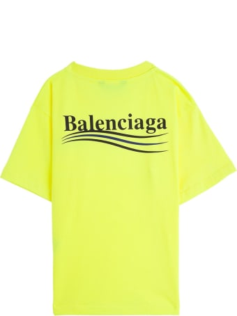 Balenciaga Political Campaign Jersey T-shirt