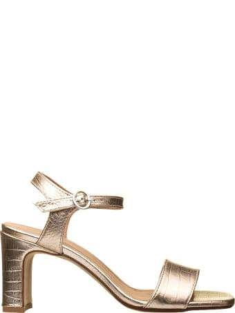 Janet & Janet Janet & Janet Roska Platinum Sandals