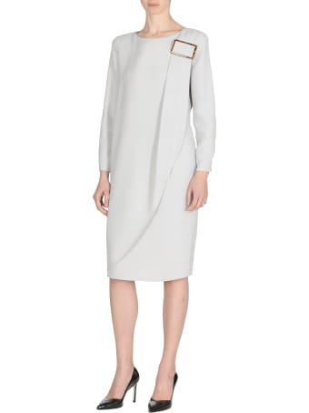Giorgio Armani Silkblend Dress