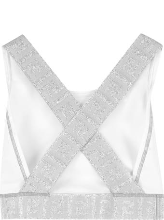 Fendi Techno Fabric Tank-top