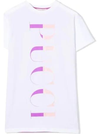 Emilio Pucci Dress Model T-shirt