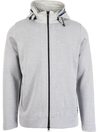 Gran Sasso Giubbino M/l Zip Cityfy Jacket