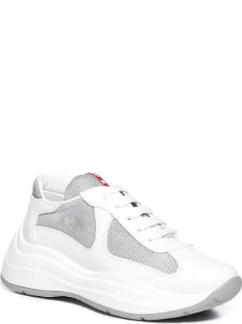 Prada Linea Rossa America's Cup Xl Sneakers