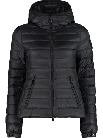 Moncler Bles Hooded Down Jacket