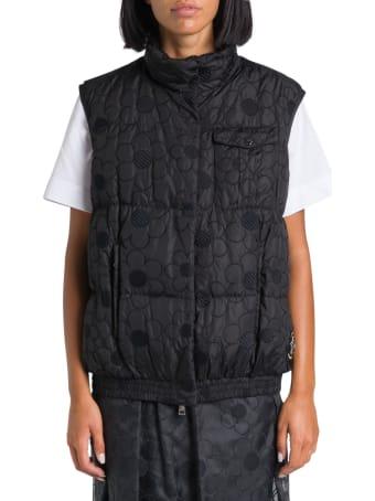 Moncler Genius Sash Sleveless Down Jacket By Simone Rocha