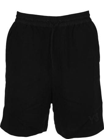 Y-3 Adidas Y3 Terry Track Shorts
