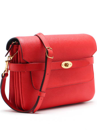 Mulberry Belted Bayswater Satchel