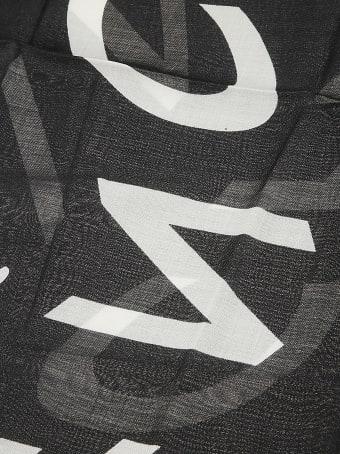 Givenchy Huge Logo Scarf