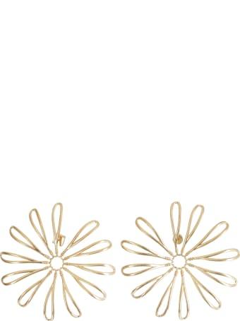 Jacquemus Les Fleurs Maxi Earrings