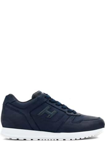 Hogan Blue H321 Sneakers