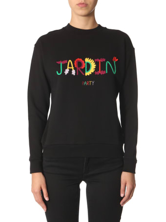 Etre Cecile Sweatshirt With Jardin Embroidery