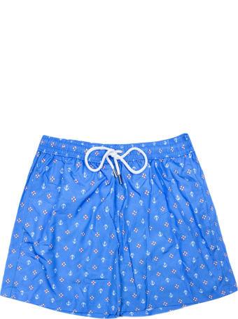Joelury Light Blue Swim Trunks