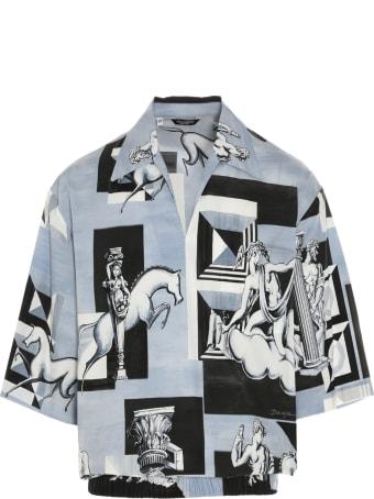 Dolce & Gabbana 'parco Dei Principi' Shirt