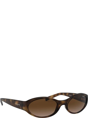 Vogue Eyewear Vogue Vo5315s Dark Havana Sunglasses