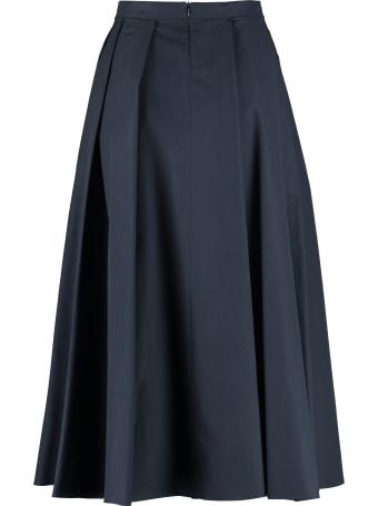 'S Max Mara Negelia Poplin Skirt