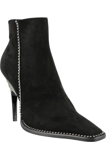 Jimmy Choo Brecken Ankle Boots