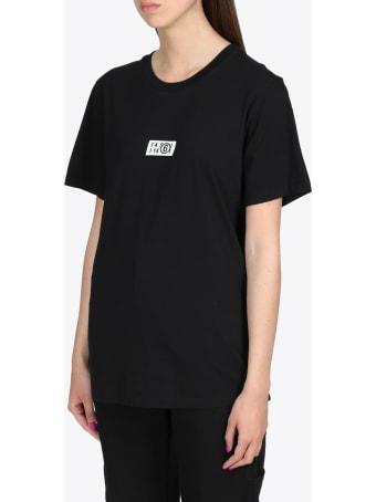 MM6 Maison Margiela Label Logo T-shirt