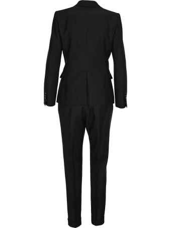 Dsquared2 D Squared Wool And Silk Suit