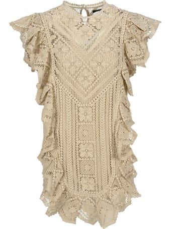 Isabel Marant Zanetti Lace Dress