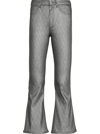 Dondup Lurex Trousers