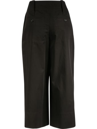 J.W. Anderson Cropped Wide Leg Trousers