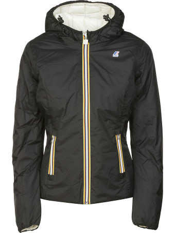 K-Way Lily Thermo Plus Double Zip Jacket