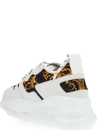 Versace 'chain Reaction' Shoes