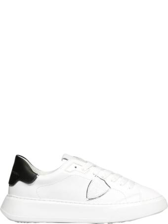 Philippe Model Temple L D Veau Sneakers