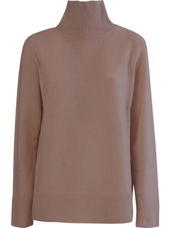 The Row Milina Top In Wool And Cashmere