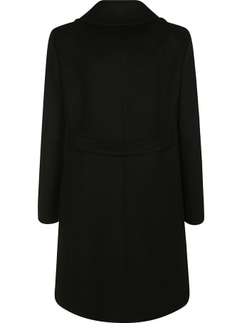 Gucci Mid-length Buttoned Coat
