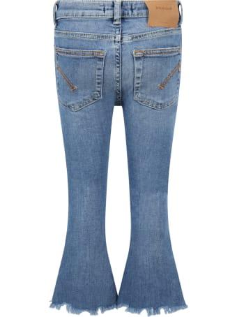 Dondup Light Blue ''mandy'' Jeans For Girl