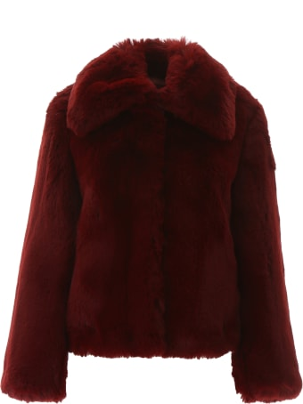 Sies Marjan Felice Faux Fur Jacket