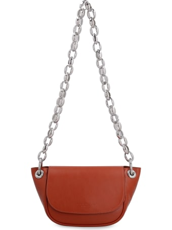 Simon Miller Bend Leather Shoulder Bag